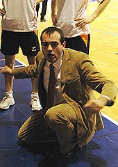 Valencia Head Coach Israel Sanchis